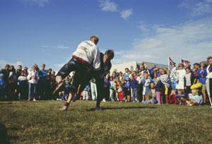 Vikingemarked den 2. - 3. september. Foto Werner Karrasch