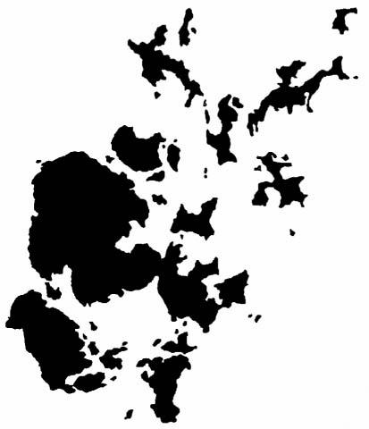 Kort over Orkney Øerne. Foto: Visit Orkney