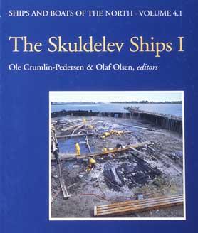 The Skuldelev Ships I, redigeret af O. Crumlin-Pedersen. Foto Werner Karrasch