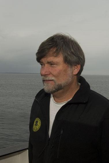Michael Halling Nielsen: Skipper på VINA