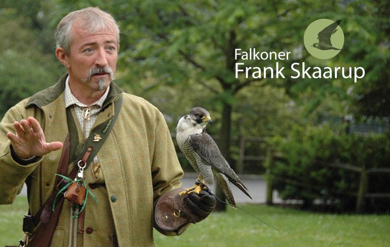 Falkoner Frank Skårup