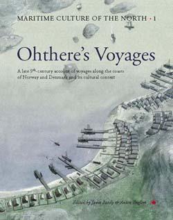 Ohthere's Voyages er nyeste bog fra Vikingeskibsmuseets forlag. Bestil bogen på museets Web-butik. Foto Werner Karrasch