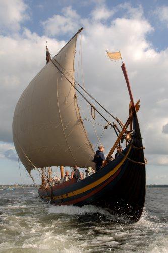 Ingen søsyge ombord