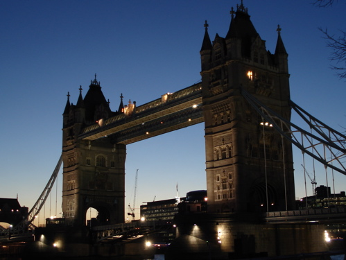 Tower Bridge, London. Foto: Preben Rather Sørensen
