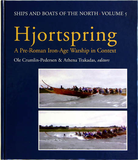 Hjortspring, edition O. Crumlin-Pedersen and A. Trakadas. 2003. Photo Werner Karrasch