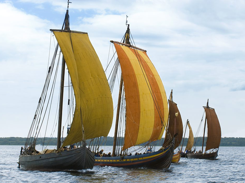 The Viking Ship Museum's image licensing service offers unrivalled access to the impressive Viking Ships through its extensive collection of footage and images.