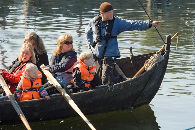 Få en unik forståelse for vikingerne og deres sejlads.