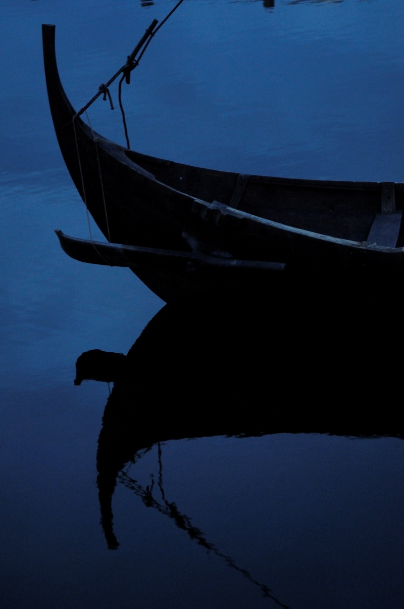 Enjoy a lovely summer evening onboard a viking ship