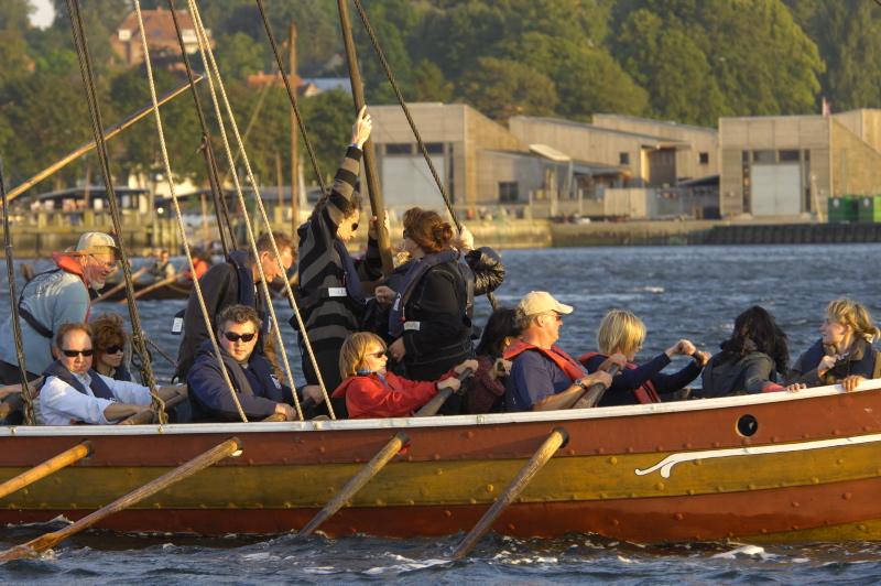 Sejladskurset giver nye oplevelser til nye og erfarne sejlere.