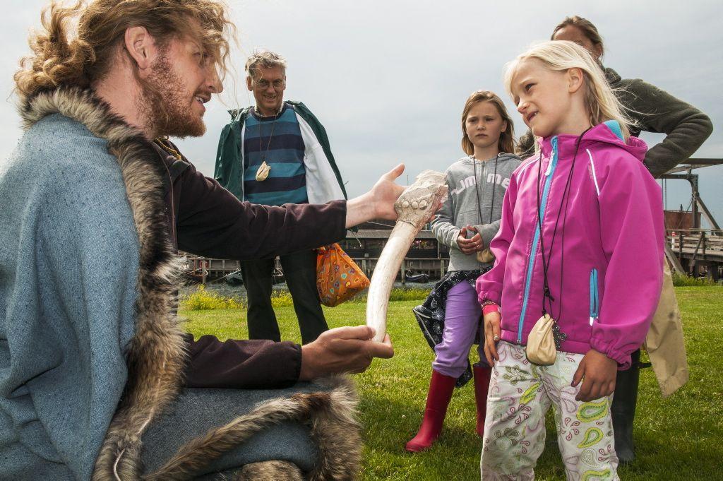 Sommer på Vikingeskibsmuseet 2013
