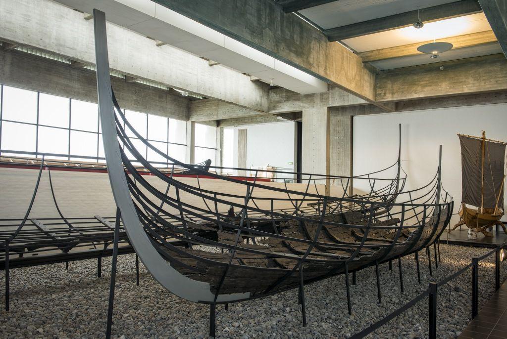 Skuldelev 6, bateau de pêche