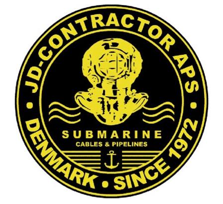 C/S Cable One fra JD-Contractor er følgeskib for Havhingsten fra Glendalough over Nordsøen