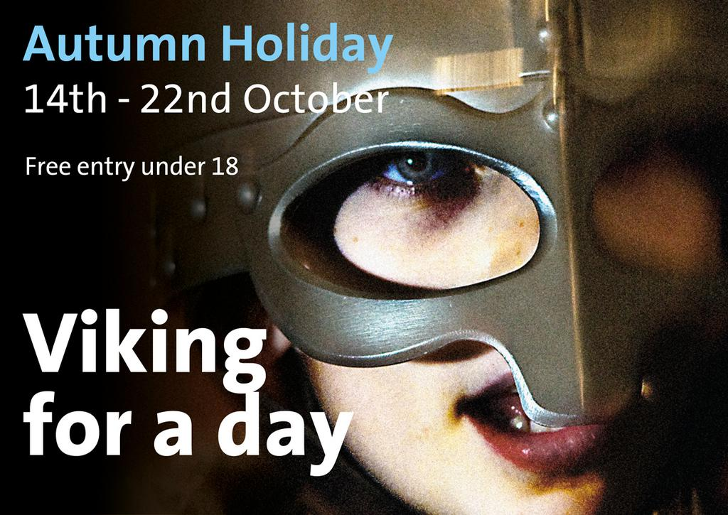 Viking for a day – Autumn Holiday at the Viking Ship Museum in Roskilde, Denmark Saturday 14th – Sunday 22nd October
