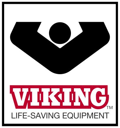 Viking Life-Saving Equipment er sponsor for sikkerhedsudstyr til Havhingsten fra Glendalough