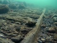 Marine archaeologists from the Viking Ship Museum are currently conducting diving surveys of the wreck of a large warship from the 17th century. The ship is perhaps the last of the three sunken warships from the Battle of the Fehmarnbelt in 1644, the Danish warship DELMENHORST.