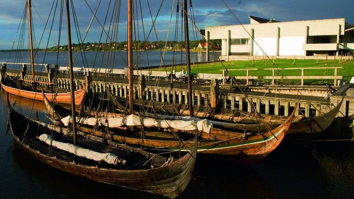 The Viking Ship Museum has reconstructed the five Skuldelev Ships found in Roskilde Fjord