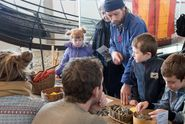 Winter Activities at the Viking ship museum 8th - 23rd February 2020